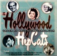 Various Artists Hollywood Hepcats 2CD