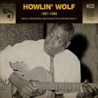 Howlin' Wolf 1951-1962 4CD