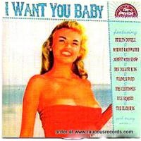 Various Artists I Want You Baby (Pan American Recordings 20) CD