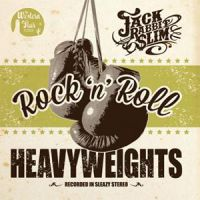 "Jack Rabbit Slim Rock 'n' Roll Heavyweights 10"" Vinyl EP"