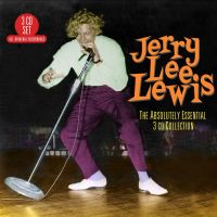 Jerry Lee Lewis Absolutely Essential Collection 3CD
