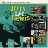 Jerry Lee Lewis Extended Play CD