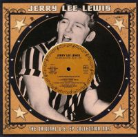 Jerry Lee Lewis Original US EP Collection Volume 1 10 inch white vinyl JERRYEP1 5036408203021