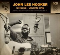 John Lee Hooker Singles Volume One 4CD