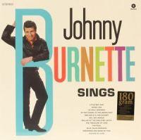 Johnny Burnette Sings Vinyl LP at Raucous Records