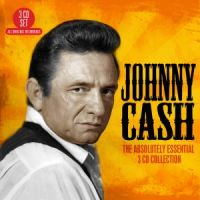 Johnny Cash Absolutely Essential Collection 3CD