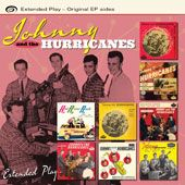 Johnny and The Hurricanes Extended Play CD