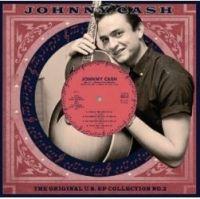 "Johnny Cash Original US EP Collection Volume 2 vinyl 10"" LP"