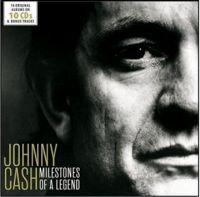 Johnny Cash Milestones of a Legend 10CD