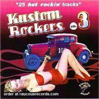 Kustom Rockers Volume 3 CD