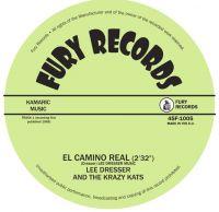 Lee Dresser El Camino Real vinyl single