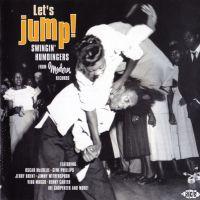 Let's Jump Swingin' Humdingers from Modern Records CD CDCHD809 029667180924