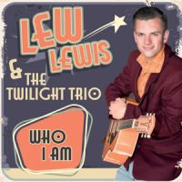 Lew Lewis and The Twilight Trio Red Hot Baby CD