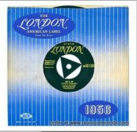 London American Label 1956 CD