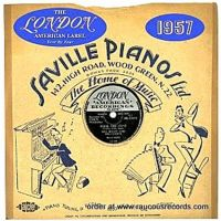 London American Label 1957 CD