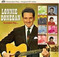 Lonnie Donegan Extended Play CD
