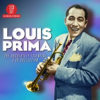 Louis Prima Absolutely Essential Collection 3CD