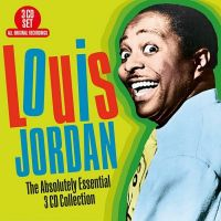 Louis Jordan Absolutely Essential Collection 3CD BT3199 0805520131995