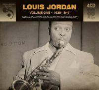 Louis Jordan Volume One 1939-1947 4CD