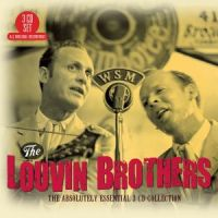 Louvin Brothers Absolutely Essential Collection 3CD
