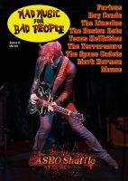 Mad Music For Bad People Issue 2 magazine