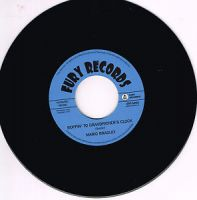 Mario Bradley Boppin' To Grandfather's Clock vinyl single