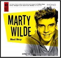 Marty Wilde Bad Boy CD