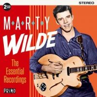 Marty Wilde Essential Recordings 2CD