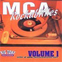 MCA Rockabillies Volume 1 Double CD