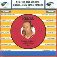 Memphis Rockabillies Hillbillies and Honky Tonkers Volume 3 CD