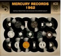 Mercury Records 1962 4CD