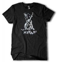 Meteors Double Bass Player T-Shirt