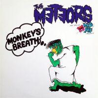 Meteors Monkey's Breath LP coloured vinyl