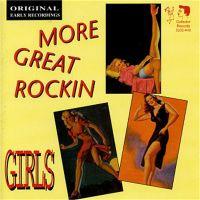 More Great Rockin' Girls CD