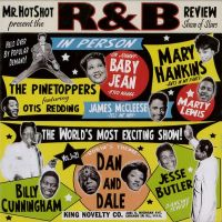 Mr Hotshot R&B Review Volume 1 and 2 CD