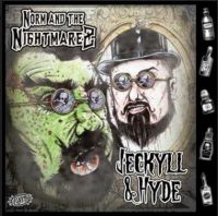 "Norm and The Nightmarez Jekyll and Hyde 10"" LP vinyl"