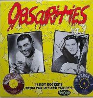 """Obscurities Volume 3 10"""" Vinyl LP"""