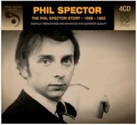 Phil Spector Story 1958 to 1962 4CD
