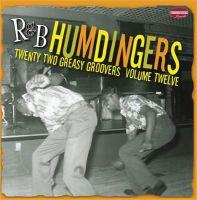 R&B Humdingers Vol 12 CD