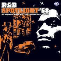 R&B Spotlight '58 2-CD set