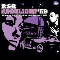 R&B Spotlight '59 2-CD set