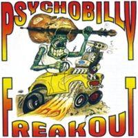 Psychobilly Freakout CD