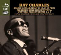 Ray Charles Singles Collection 1949-1962 4CD