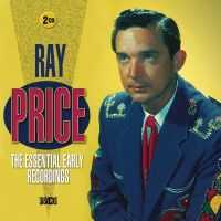 Ray Price Essential Early Recordings 2CD