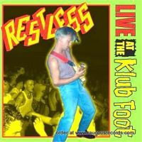 Restless Live At The Klub Foot CD