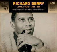 Richard Berry Louie Louie 4CD