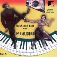 Rock 'n' Roll With Piano Vol 9 CD