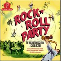 Rock 'n' Roll Party Absolutely Essential Collection 3CD
