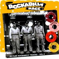 Rockabilly Race Volume 3 CD