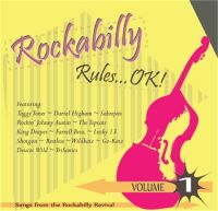 Rockabilly Rules OK Volume 1 CD